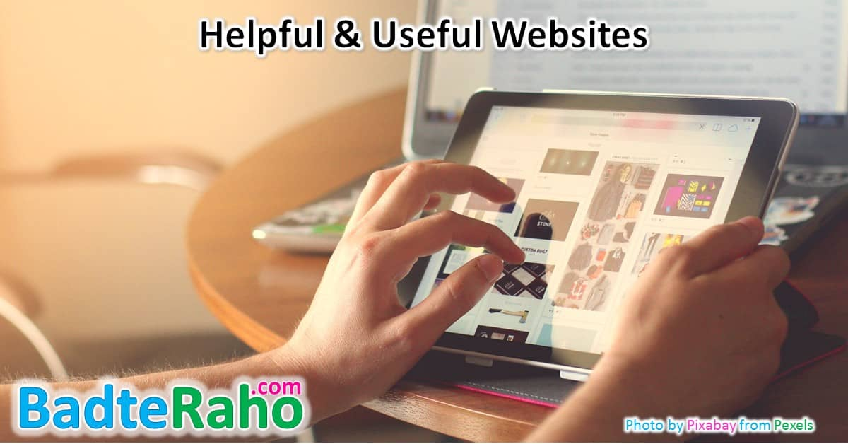 Useful Websites Everyone Should Know