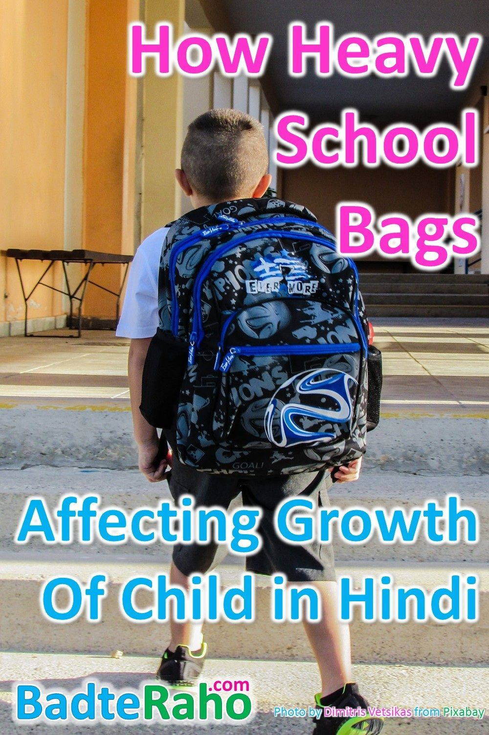 How-Heavy-School-Bags-Affecting-Growth