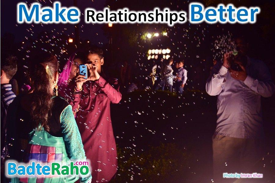 Make Relationship Better