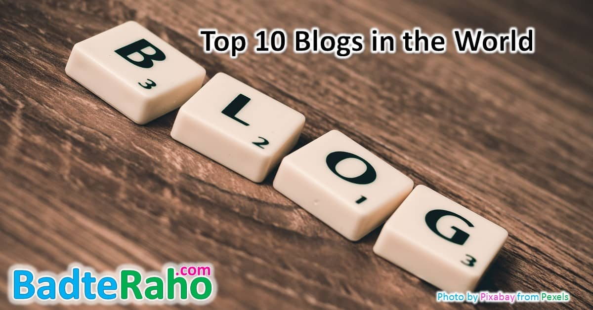 Top 10 Earning Blogs in the World